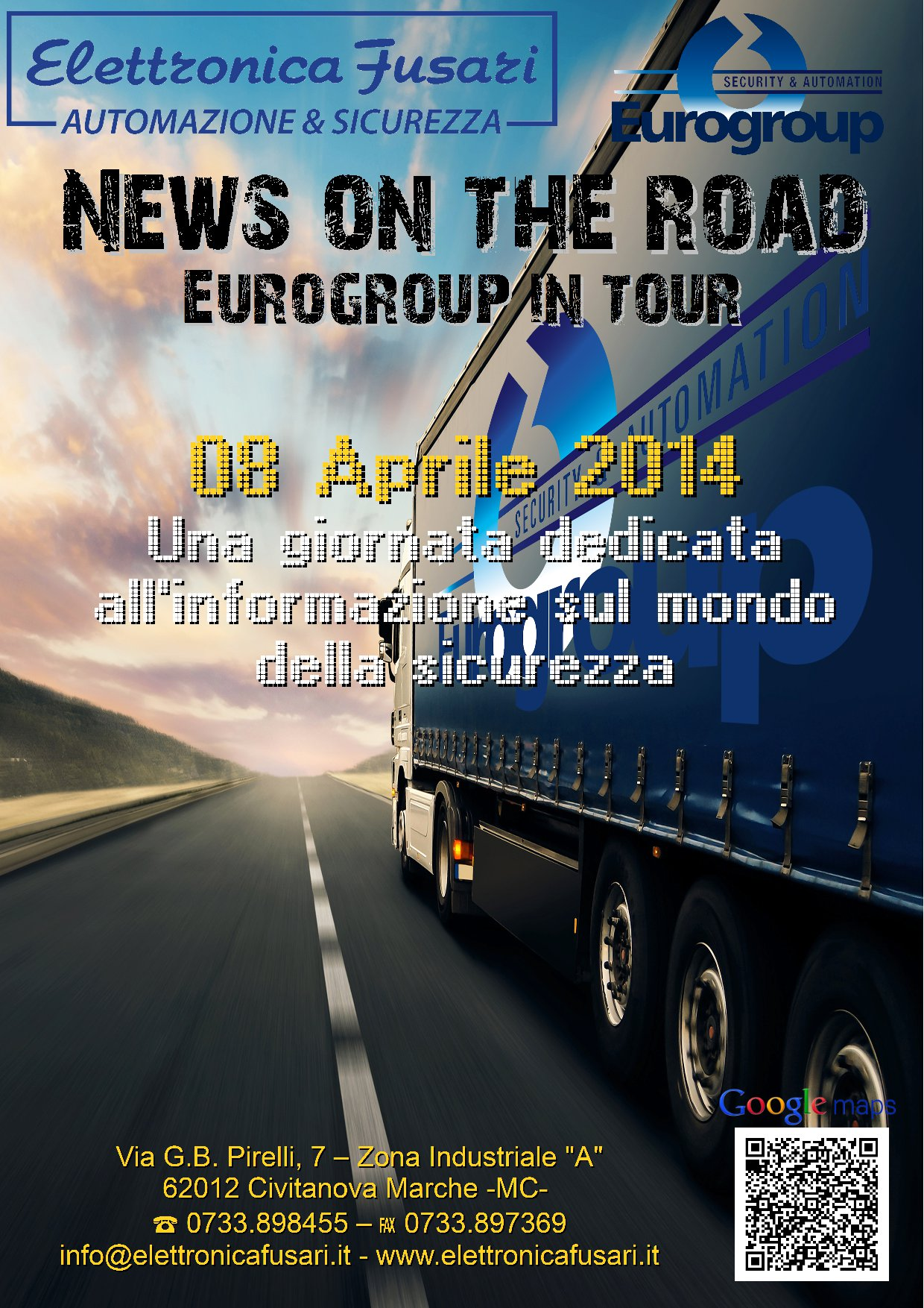 NEWS ON THE ROAD 2014 FB