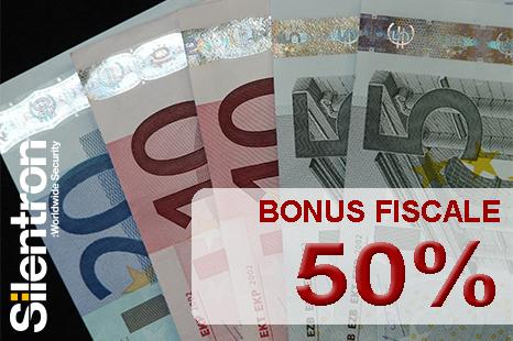 Proroga bonus fiscale per sistemi di sicurezza e for Bonus fiscale